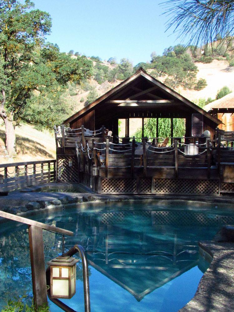 Best Natural Hot Springs Healing Mineral Water Wilbur