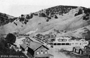 Wilbur Springs, California.Donor: Sacramento Valley Museum